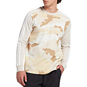 adidas Originals Men's Camouflage Long Sleeve Shirt