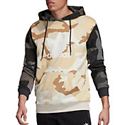 adidas Originals Men's Camo Mix Hoodie