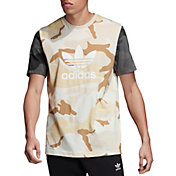 adidas Originals Men's Camo Mix T-Shirt
