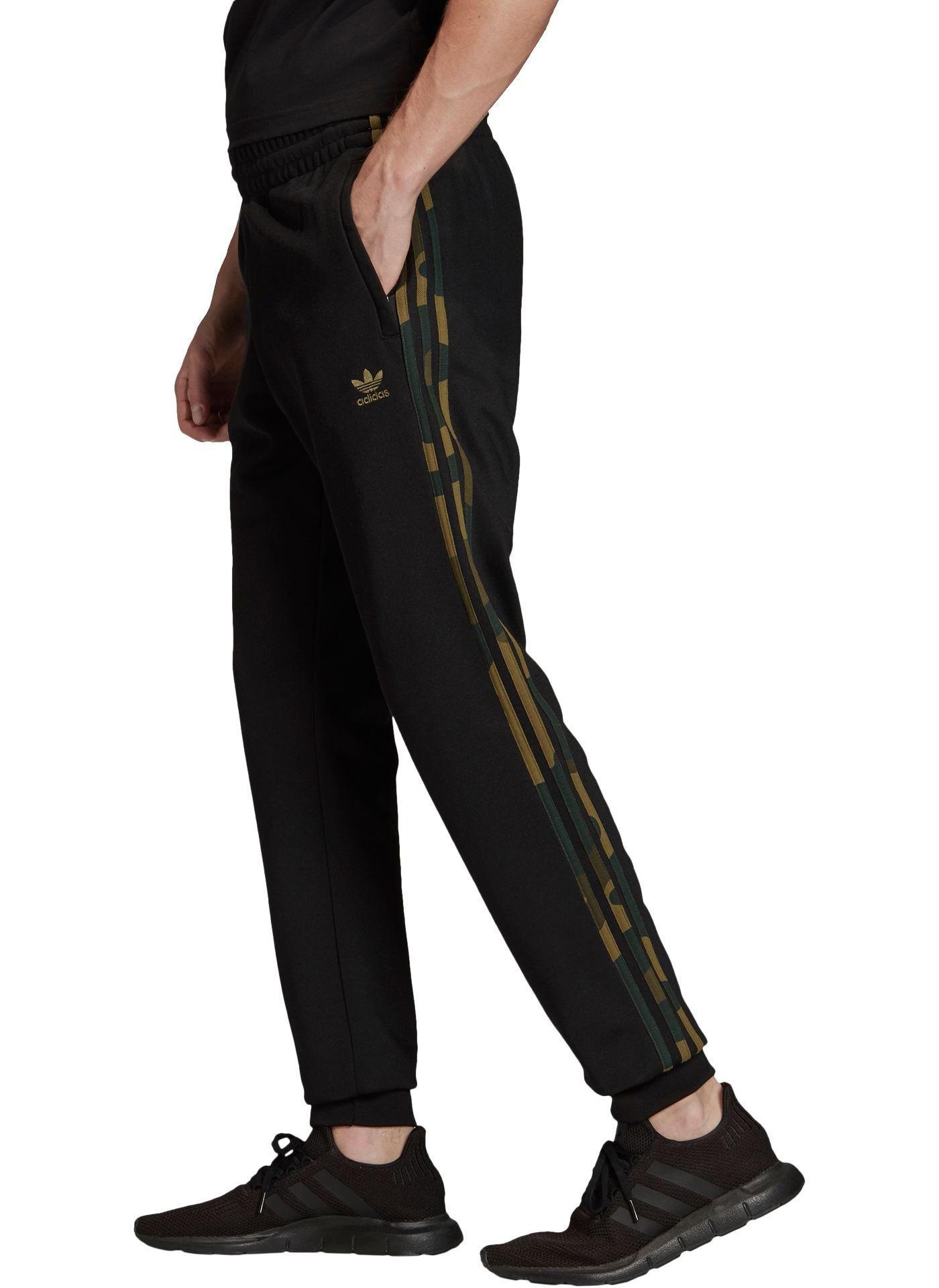 adidas Originals Men's Camouflage Track Pants