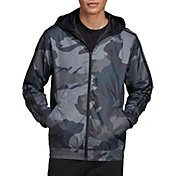 adidas Originals Men's Camouflage Windbreaker Jacket