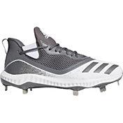adidas Men's Icon V Bounce Metal Baseball Cleats