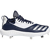 adidas Men's Icon V Bounce Iced Out Metal Baseball Cleats