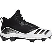 adidas Men's Icon V Bounce Mid Baseball Cleats