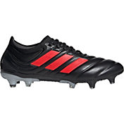 9faeb764ab6 Product Image · adidas Men s Copa 19.1 FG Soccer Cleats. Black Red
