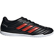 c985957f64a Product Image · adidas Men s Copa 19.4 Indoor Soccer Shoes. Black Red