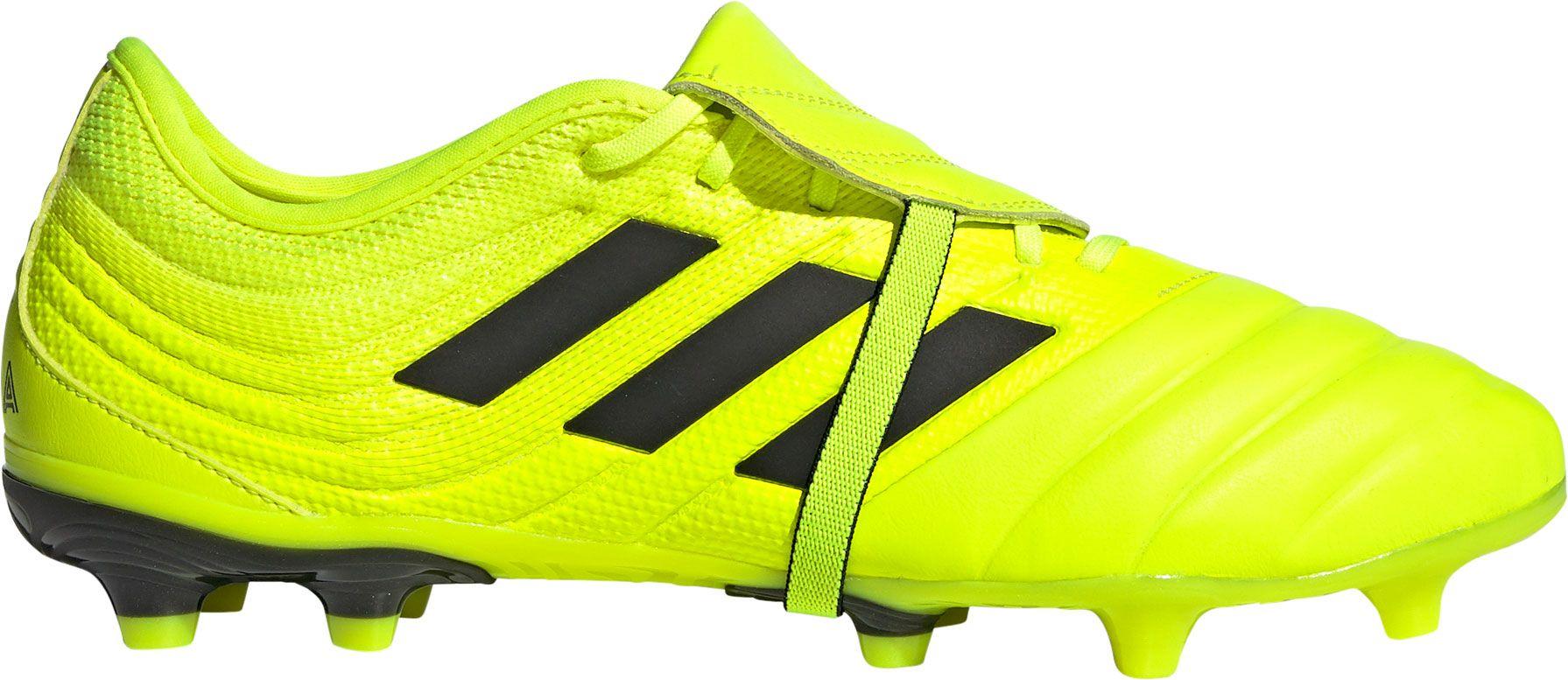 adidas Men's Copa Gloro 19.2 FG Soccer Cleats, Size: 13.0, Yellow