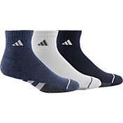 adidas Men's Cushioned II Color Quarter Socks - 3 Pack