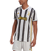 adidas Men's Juventus '20 Home Replica Jersey