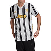 adidas Men's Juventus '20 Home Authentic Jersey