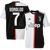 adidas Men's Juventus '19 Stadium Cristiano Ronaldo #7 Home Replica Jersey