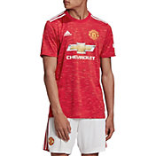 adidas Men's Manchester United '20 Home Replica Jersey