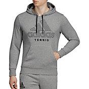 adidas Men's Logo Tennis Hoodie