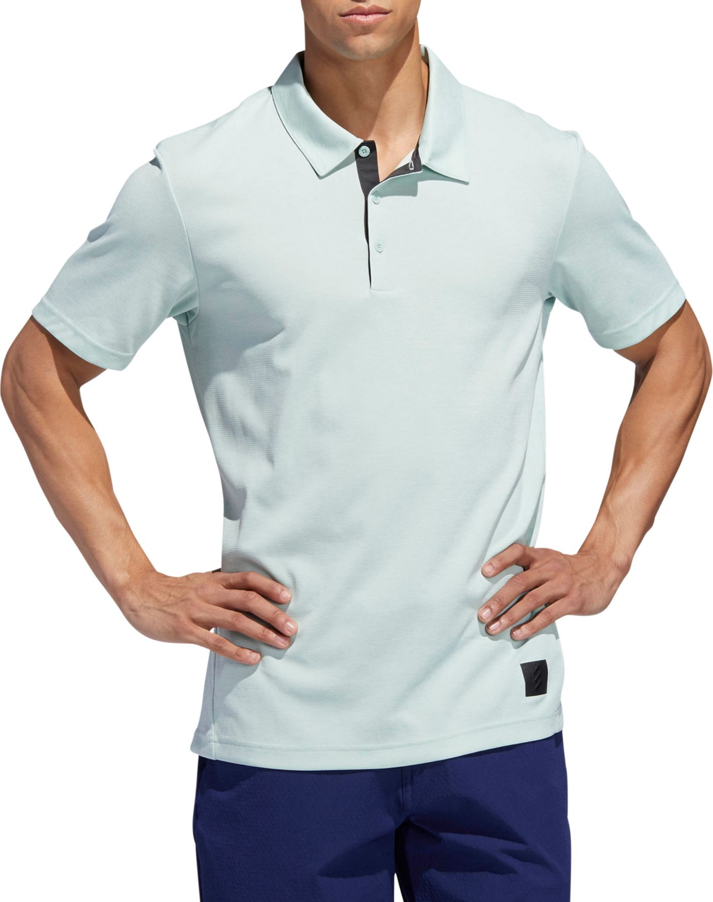 adidas Men's Adicross Transition Golf Polo