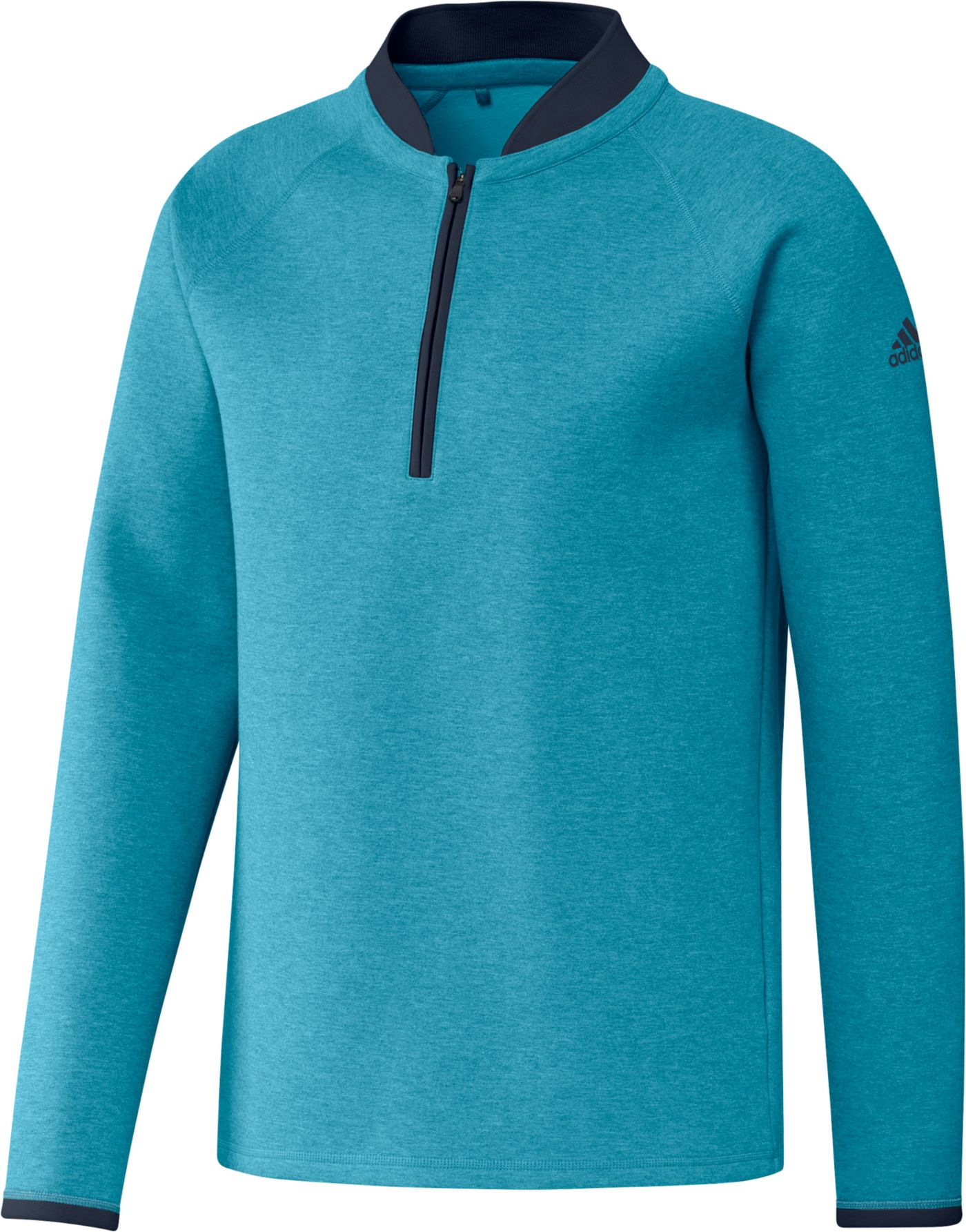 adidas Men's Club ¼ Zip Golf Pullover