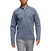 adidas Men's Club ¼ Zip Golf Pullover