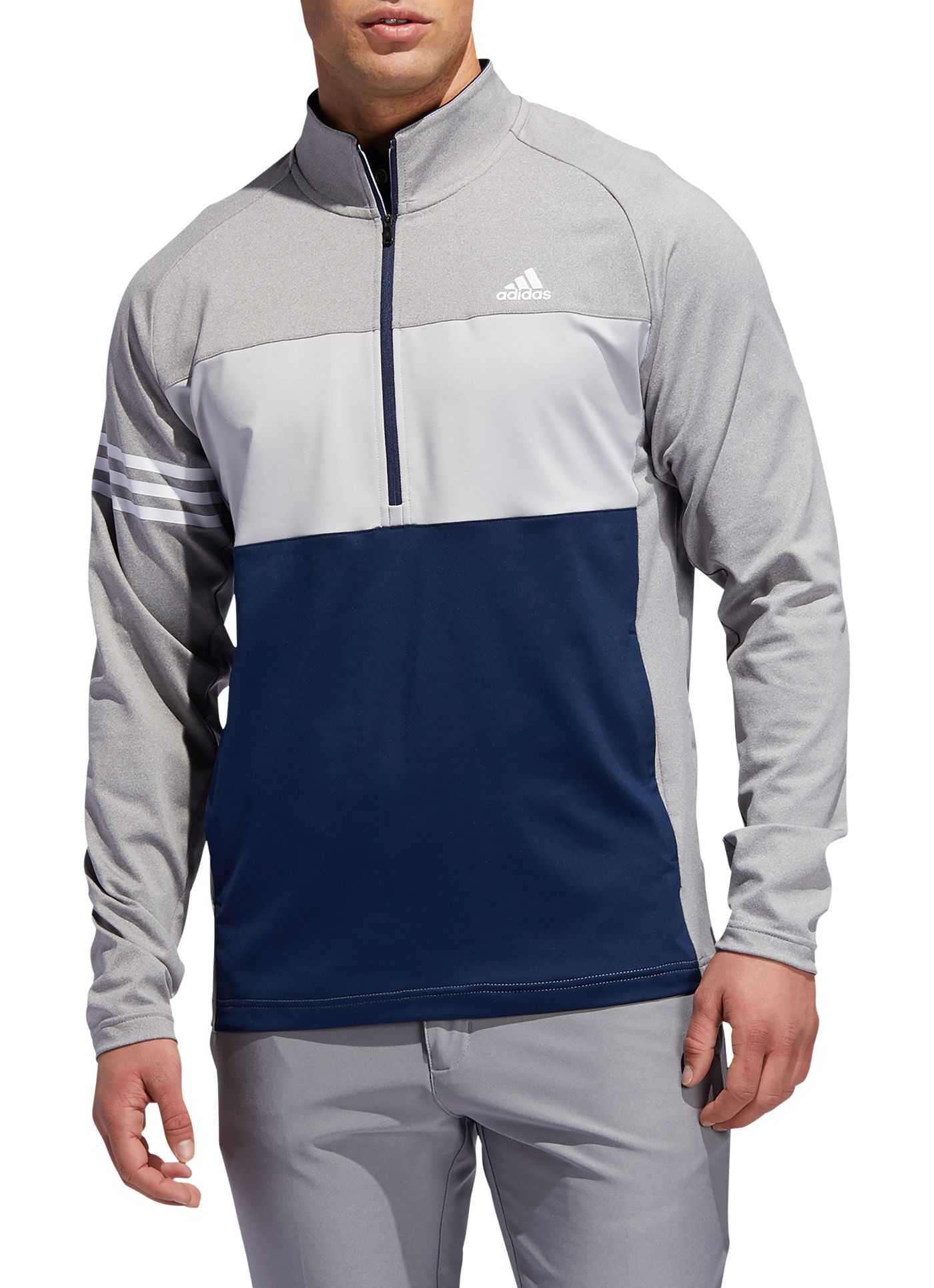 adidas Men's Competition ¼ Zip Golf Pullover