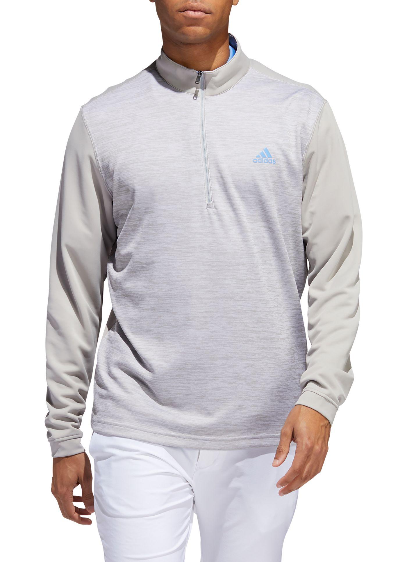 adidas Men's Core Golf ¼ Zip