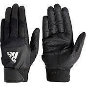 adidas Adult Triple Stripe Batting Gloves 2020
