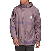 adidas Men's Stripe Wind Jacket