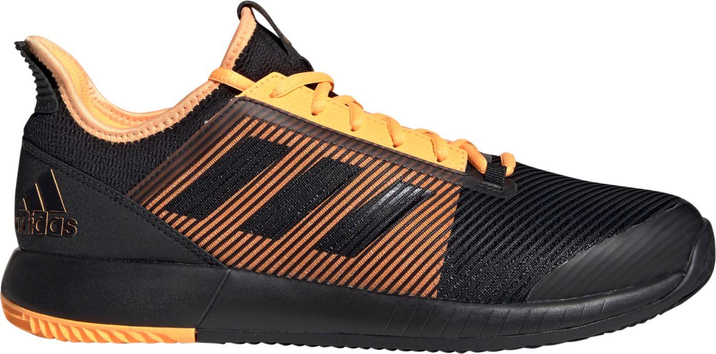 adidas Men's Defiant Bounce 2 Tennis Shoes