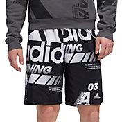 adidas Men's Axis Allover Print Shorts