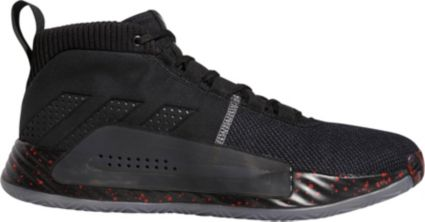 online store 46420 70b97 adidas Mens Dame 5 Basketball Shoes