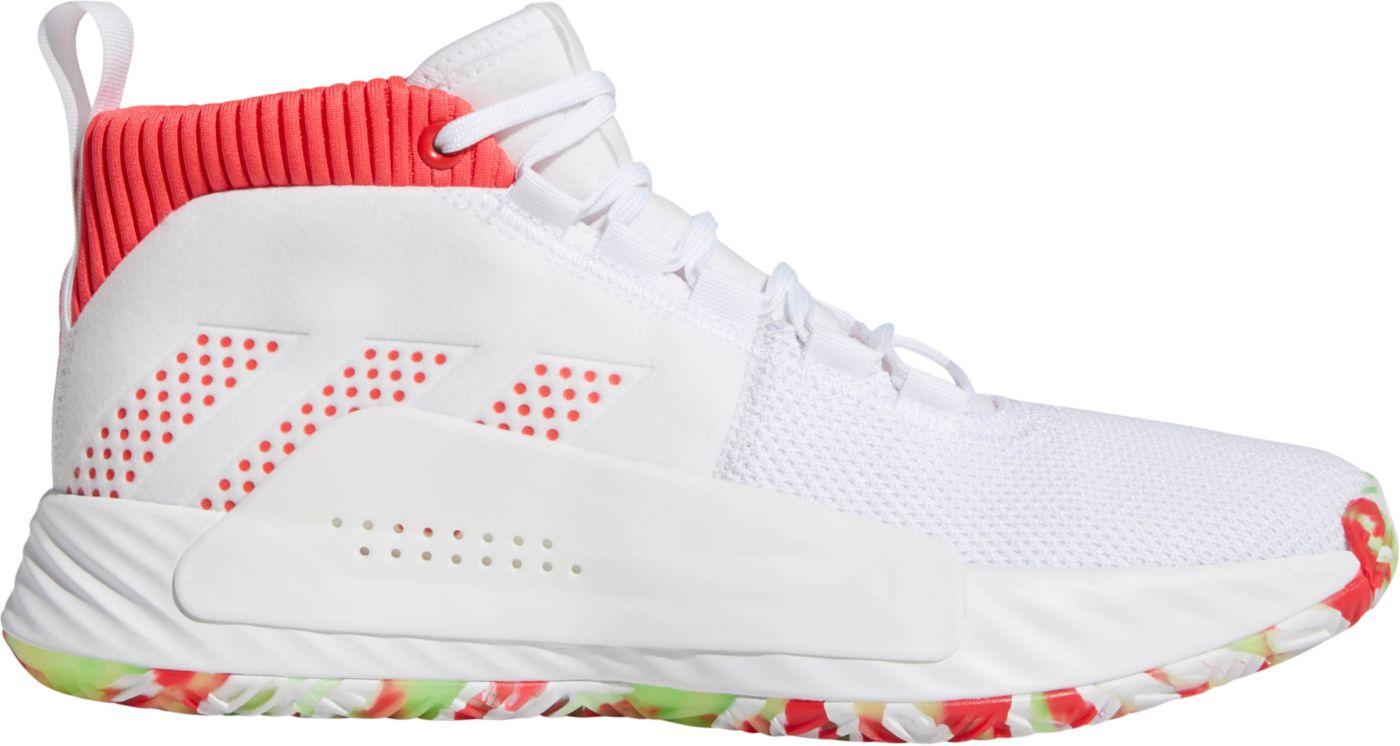 adidas Men's Dame 5 Basketball Shoes