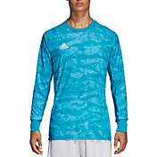adidas Men's AdiPro 18 Long Sleeve Goalkeeper Jersey