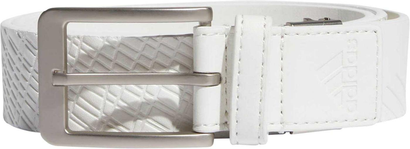 adidas Men's Textured Golf Belt