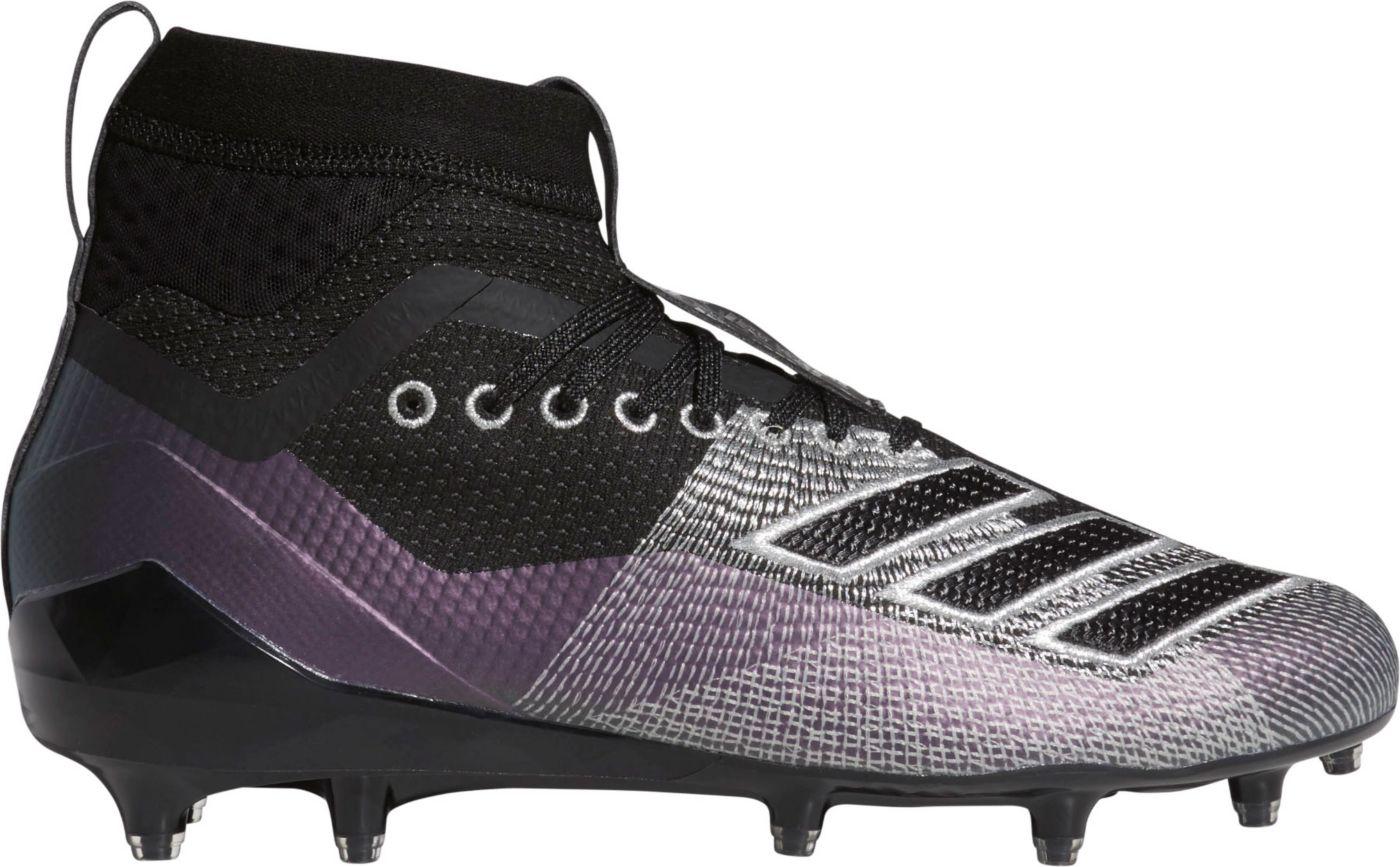adidas Men's adizero 8.0 Burner SK Football Cleats