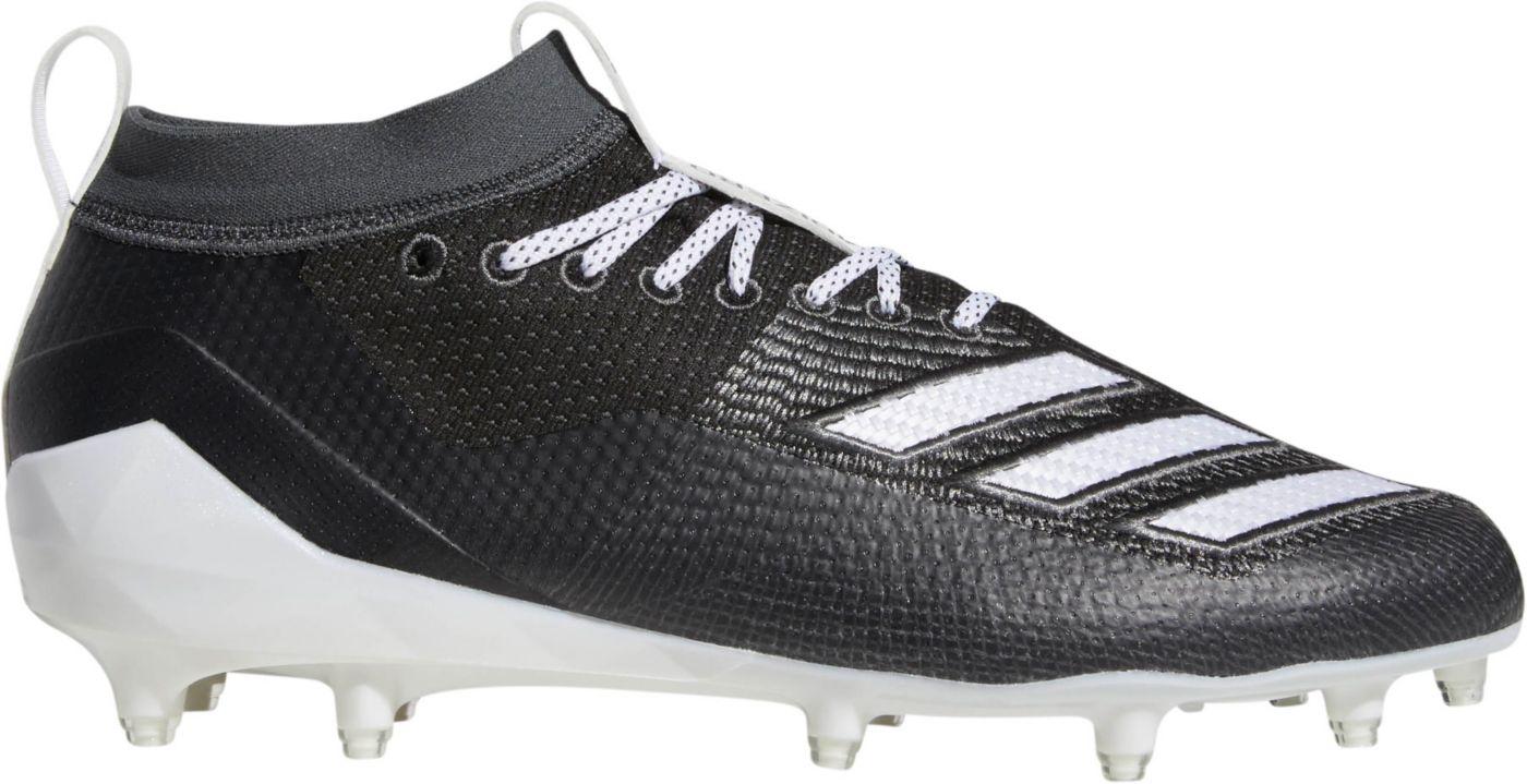 adidas Men's adizero 8.0 Burner Football Cleats