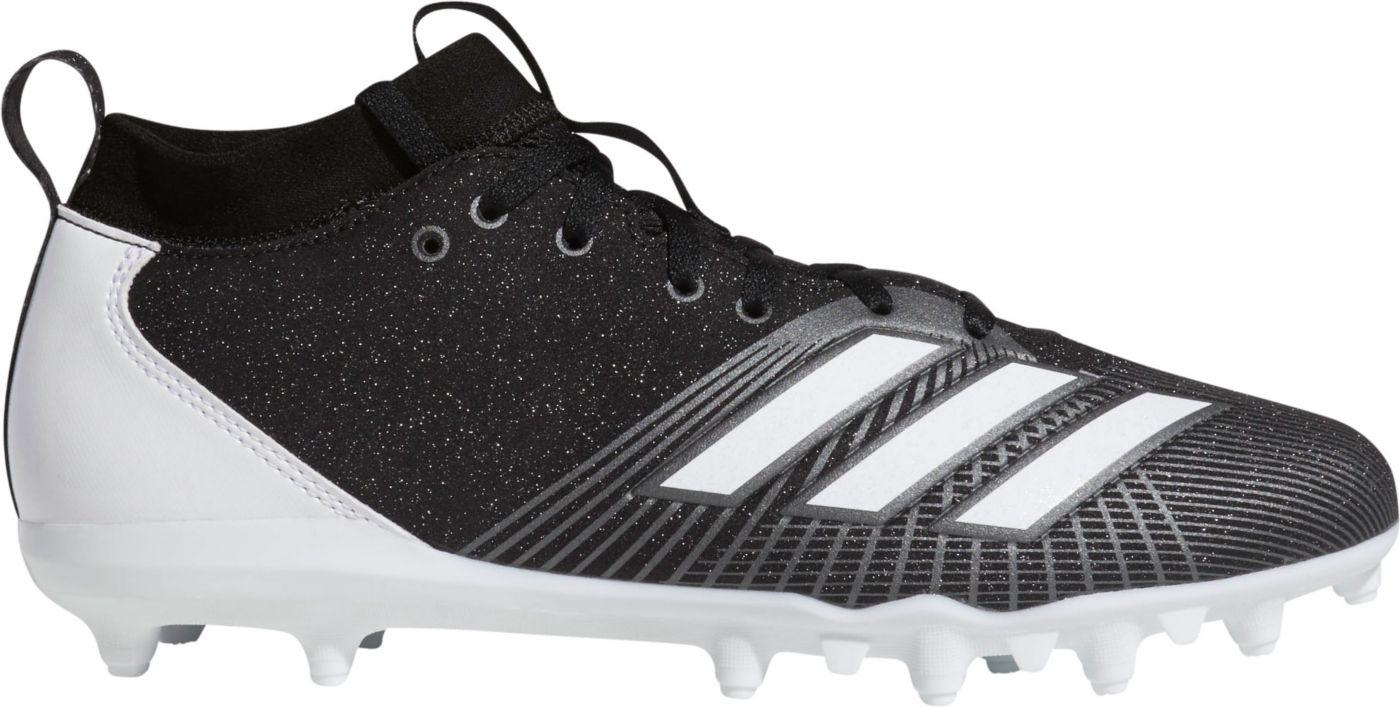 adidas Men's adizero Spark Football Cleats