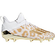 adidas Men's adizero X Anniversary Uncaged 2.0 Cheetah Football Cleats