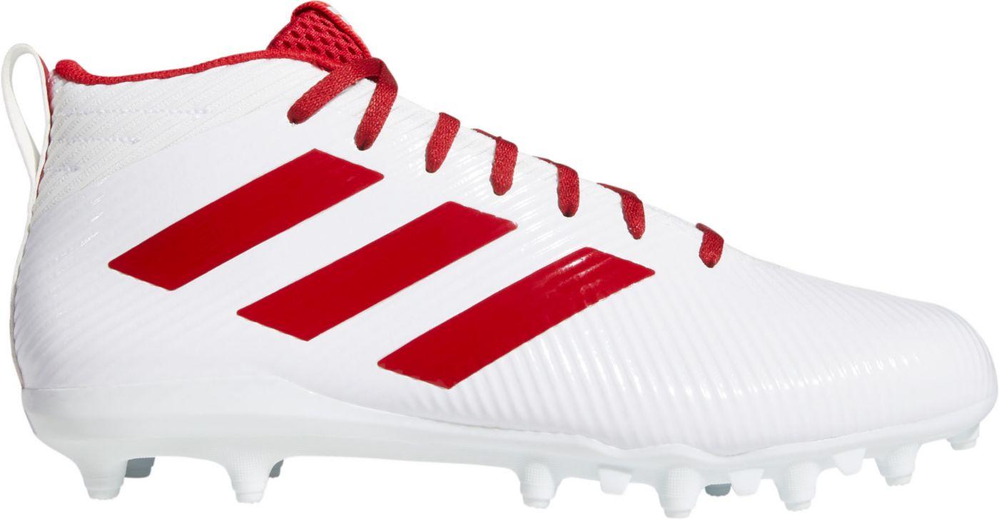 adidas Men's Freak Ghost Mid Football Cleats