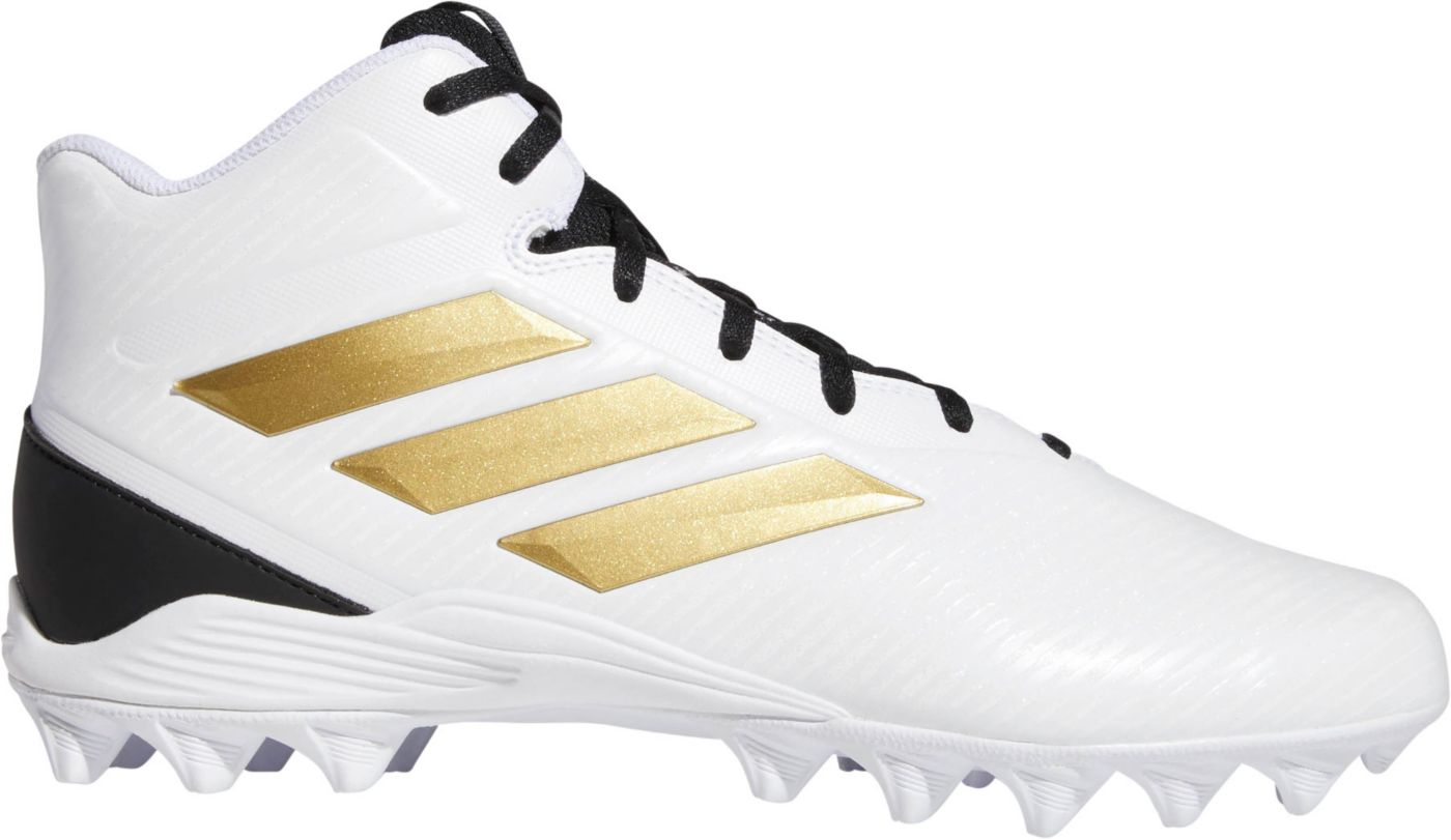 adidas Men's Freak Mid MD Football Cleats