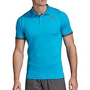 adidas Men's FreeLift PrimeBlue Tennis Polo
