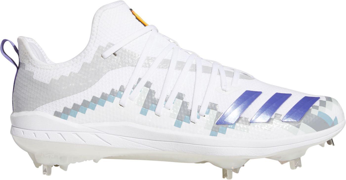 adidas Men's adizero Afterburner 6 Grail 8-Bit Baseball Cleats