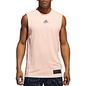 adidas Men's Harden Swagger Sleeveless Basketball Jersey