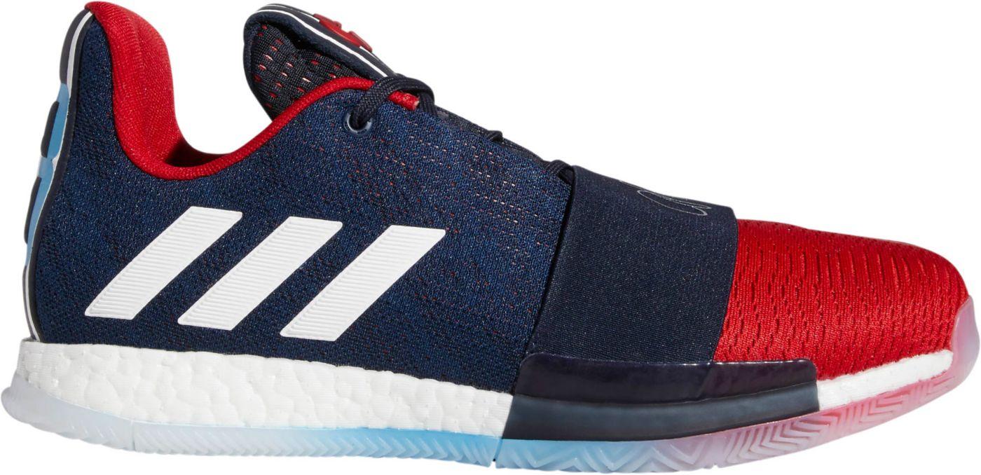 adidas Men's Harden Vol. 3 Basketball Shoes
