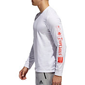 adidas Men's Athletics Hypersport Amplifier Long Sleeve Shirt