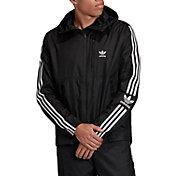 adidas Originals Men's Lock Up Windbreaker Jacket