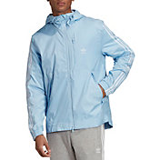 adidas Originals Men's Lock Up Windbreaker Jacket