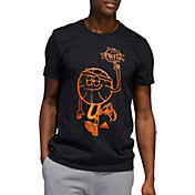 adidas Men's Lil Stripe Graphic Basketball T-Shirt