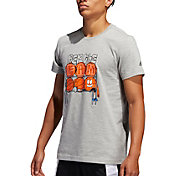 adidas Men's Rep The Fam Lil Stripe T-Shirt