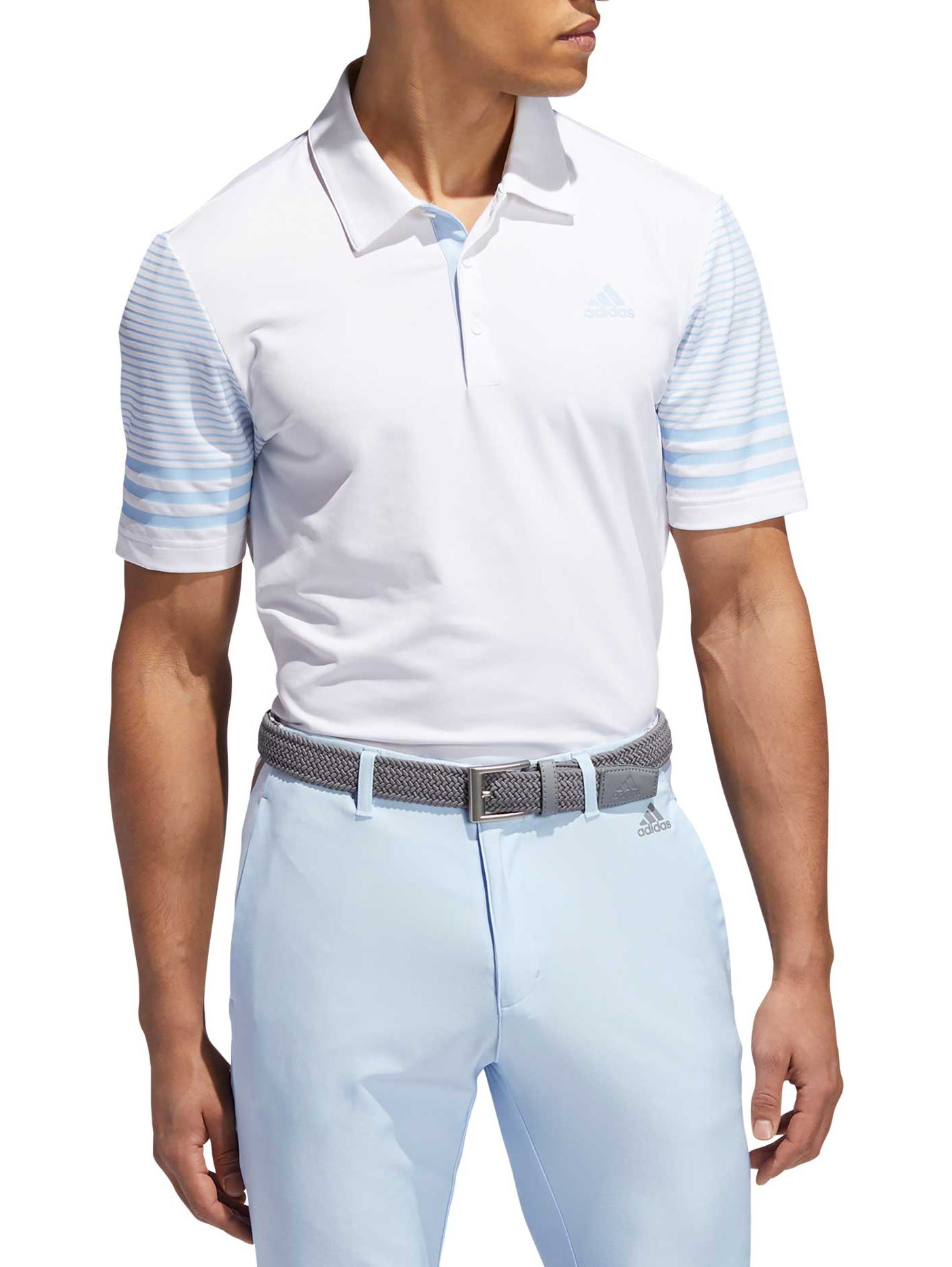 adidas Men's Ultimate365 Gradient Golf Polo