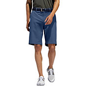 adidas Men's Ultimate Heather Stripe Golf Shorts