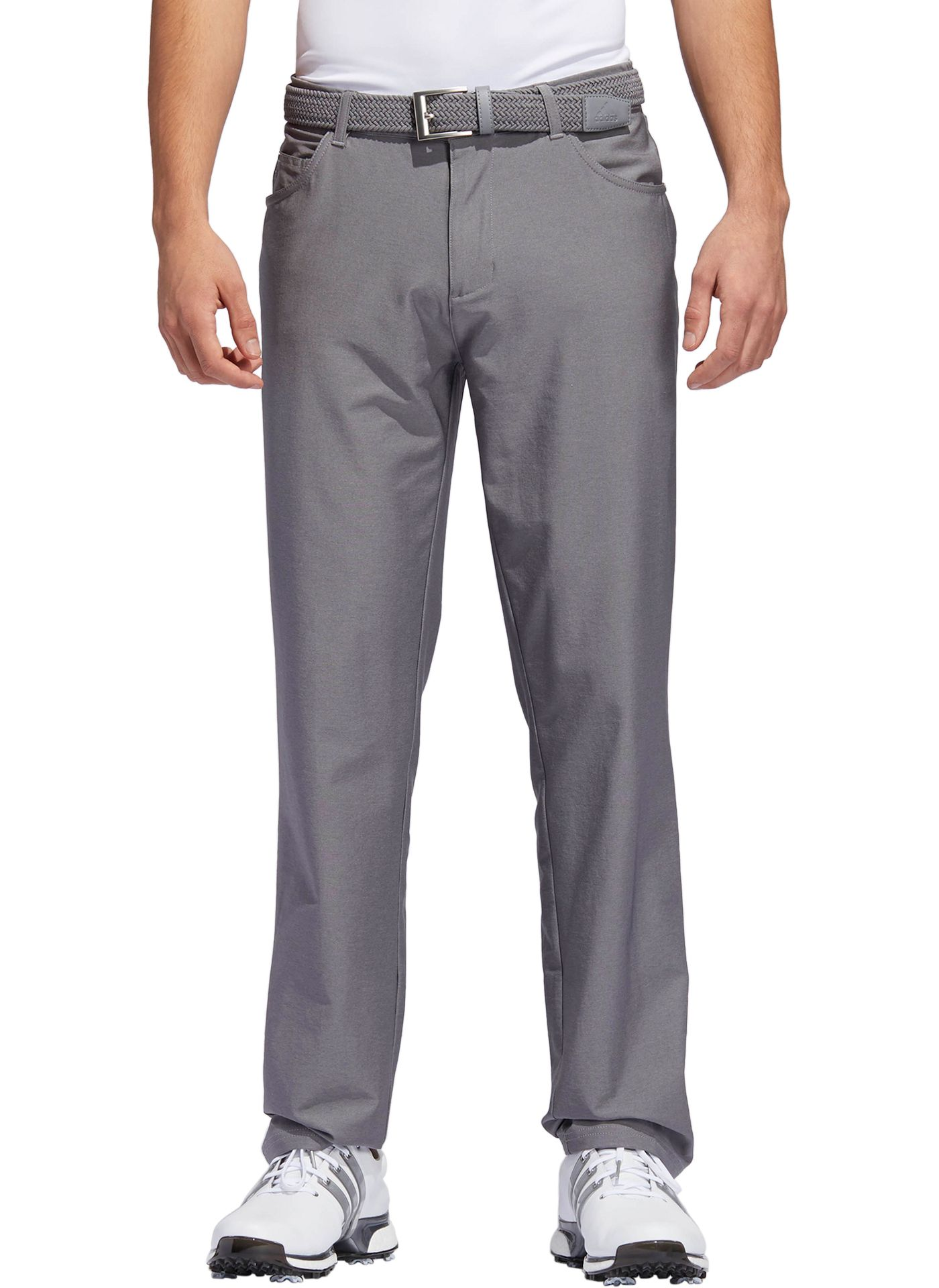 adidas Men's Ultimate365 Heather 5 Pocket Golf Pants