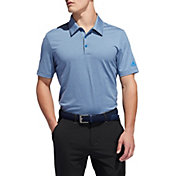 adidas Men's Ultimate365 Heather Performance Golf Polo