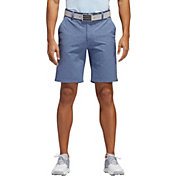 adidas Men's Ultimate365 Plaid Golf Shorts